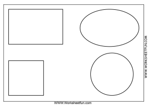 shapes mworksheet 2
